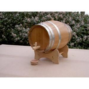5 Liter Weinfass / Destillatfass / Schnappsfass