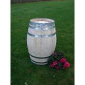 110 Liter Weinfass / Reifefass aus Kastanienholz, Fabrikneu
