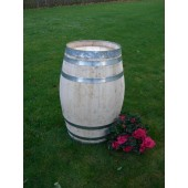 60 Liter Weinfass aus Kastanienholz, Fabrikneu