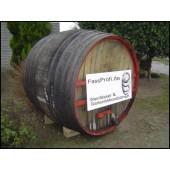 3300 Liter Fass / Weinfass aus Eichenholz
