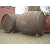 8000 Liter Fass / Weinfass aus Eichenholz