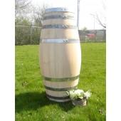 150 Liter Weinfass in Zigarrenform