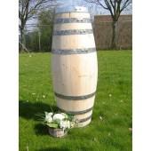 100 Liter Weinfass in Zigarrenform