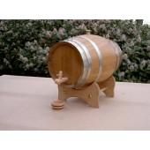 2 Liter Weinfass / Destillatfass / Schnappsfass