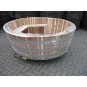 Hot-Tub Acasiaholtz 180x60cm.