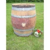 228 Liter Burgunder mit weideringen